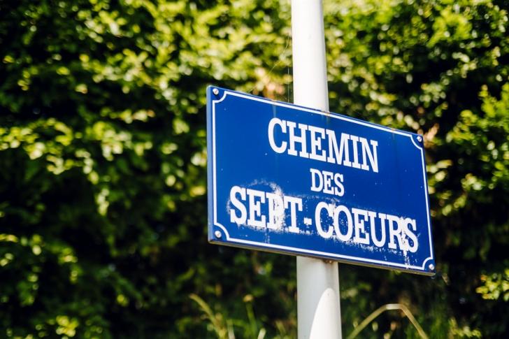 Le Chaux-de-Fonds –Chemin des Sept-Cœurs