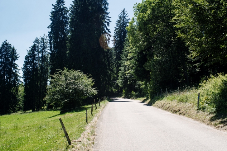 La Chaux-de-Fonds –Chemin de la Sombaille