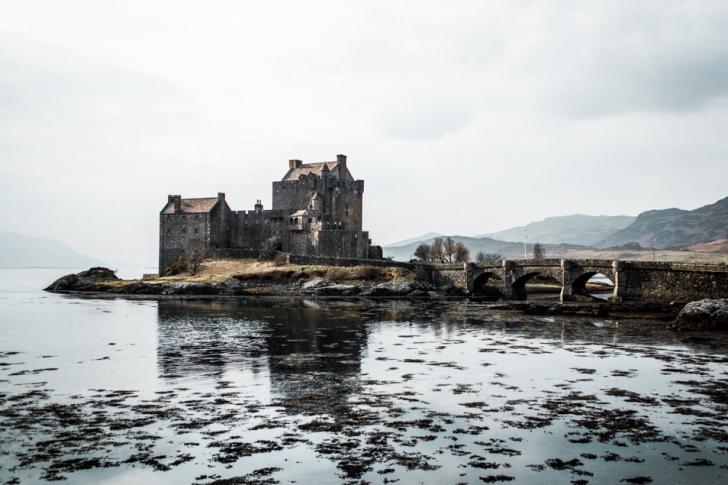 Château d'Eilean Donan, dans les Highlands – Carnets de Traverse