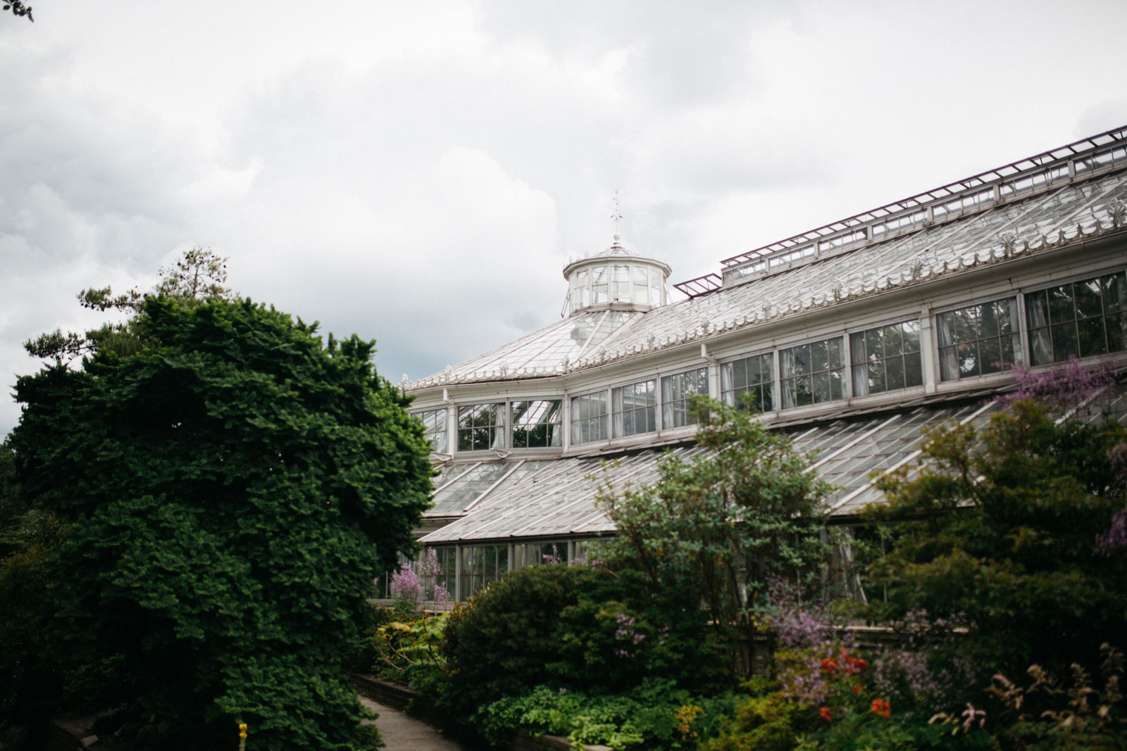 Jardin botanique de Copenhague – Sense and Sensibility