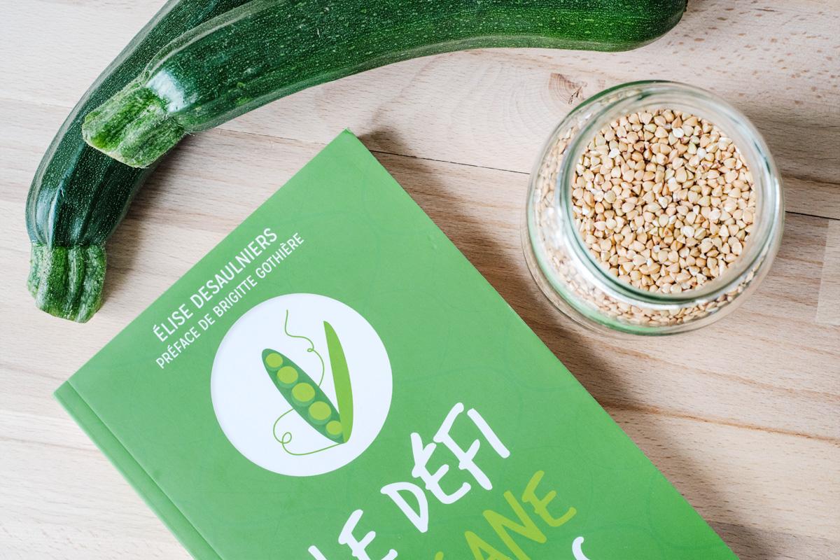 Bilan de trois semaines végétaliennes – Le Défi Végane 21 jours, Élise Desaulniers