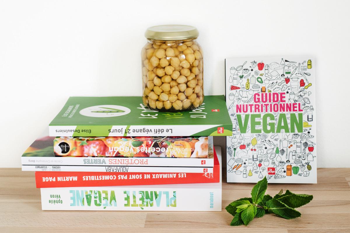 Bilan de trois semaines végétaliennes – Sélection de livres autour du végétalisme