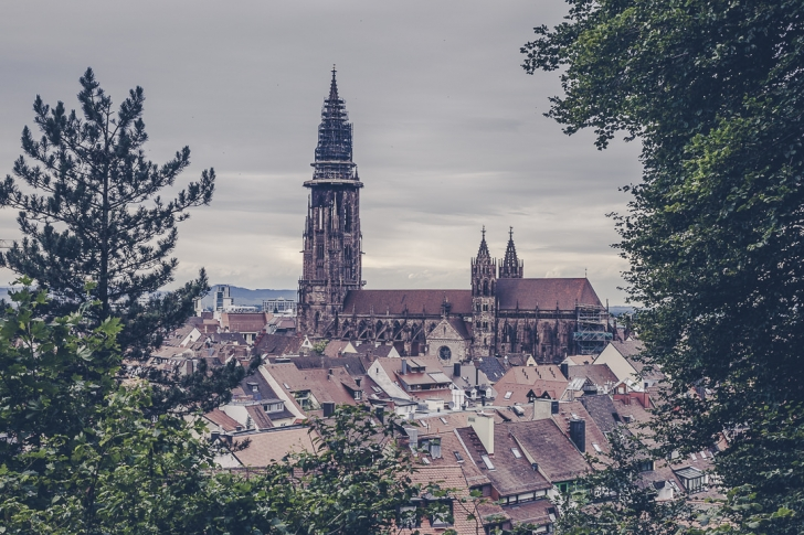 Freiburg im Breisgau – Voyages etc.