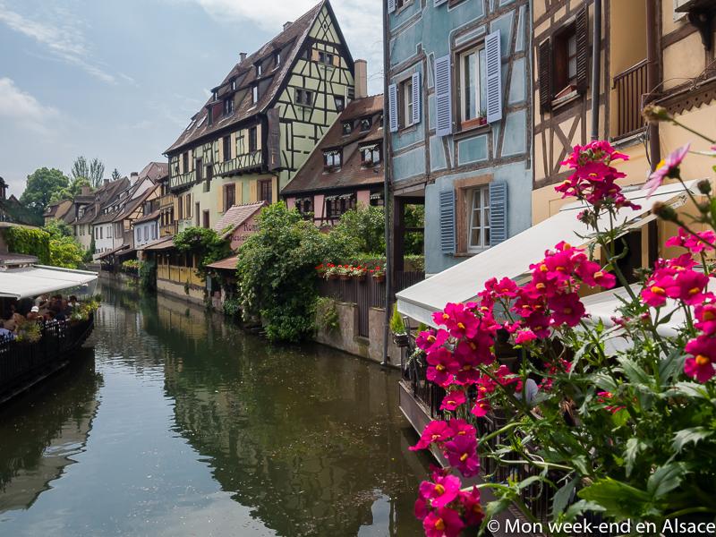 Colmar, la Petite Venise – Mon week-end en Alsace