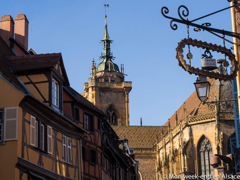 Colmar – Mon week-end en Alsace