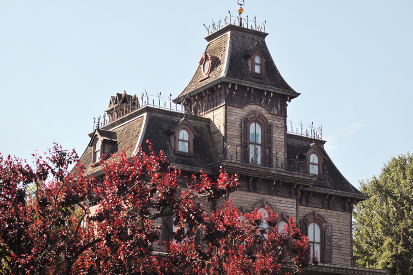 Disneyland Paris – Le Manoir hanté