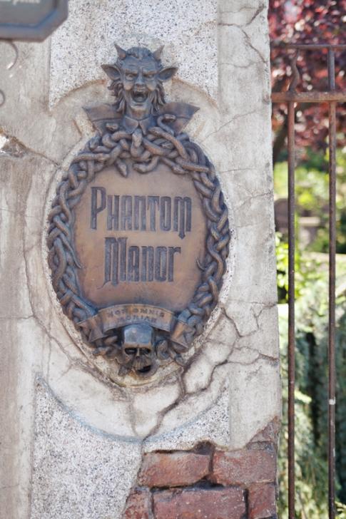 Disneyland Paris – Le Manoir hanté