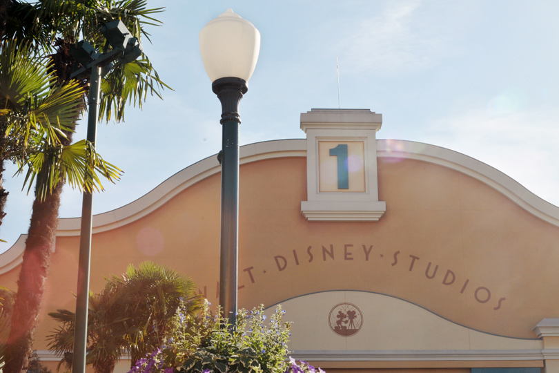 Disneyland – Disney Studios