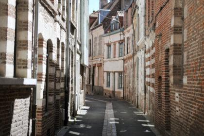 Lille, ruelle de la vieille ville