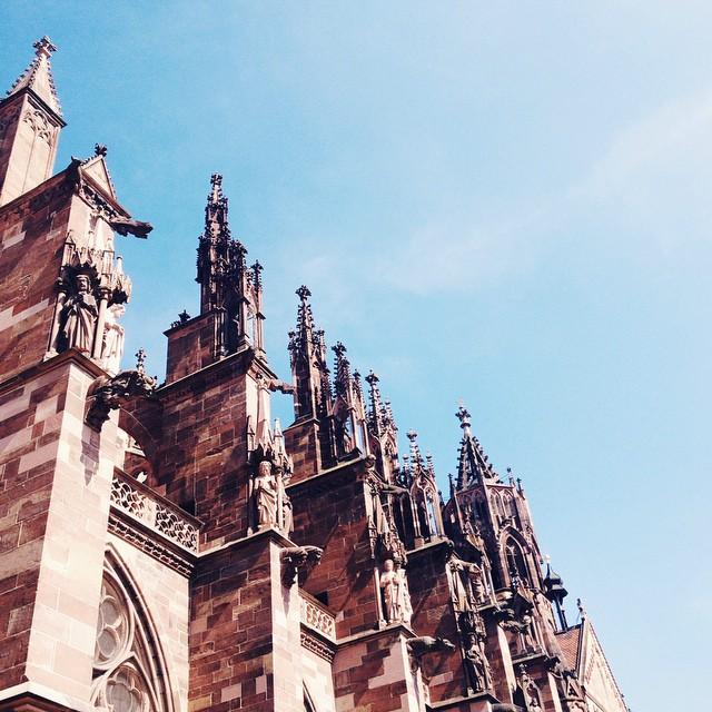 Cathédrale de Freiburg