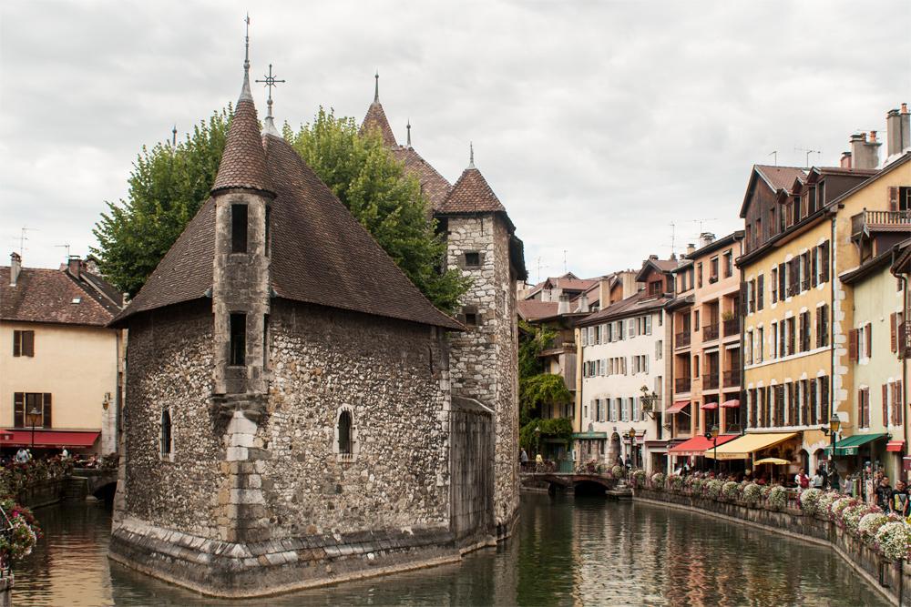 Annecy – Palais de l'Isle