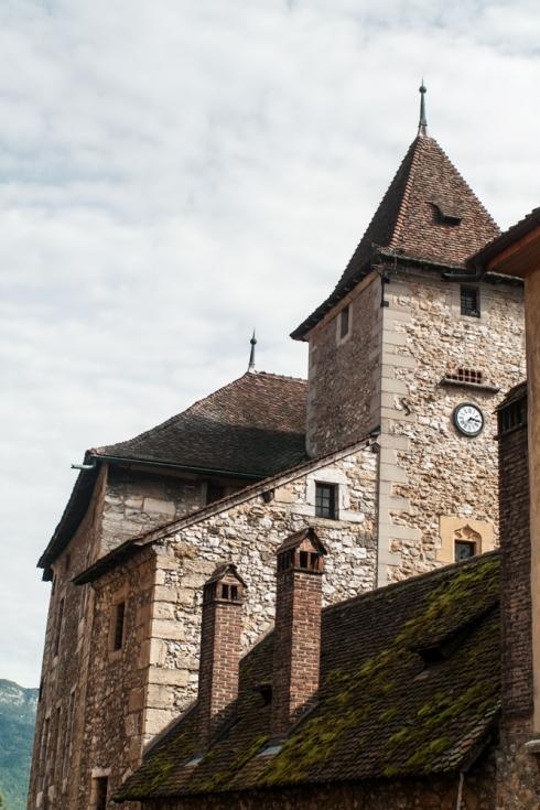 Annecy –Palais de l'Isle