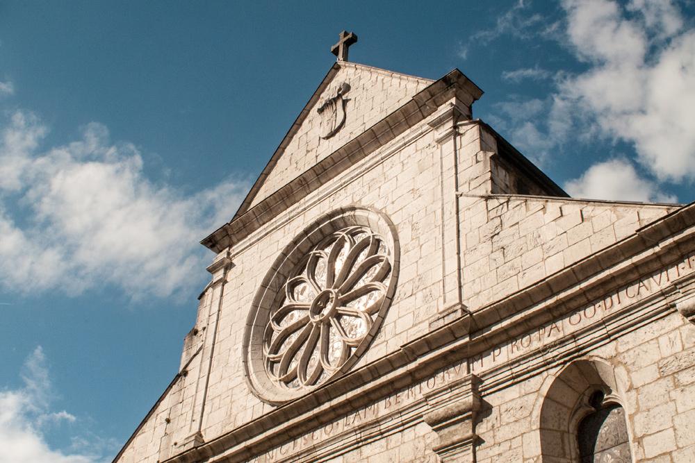 Annecy –Cathédrale St-Pierre