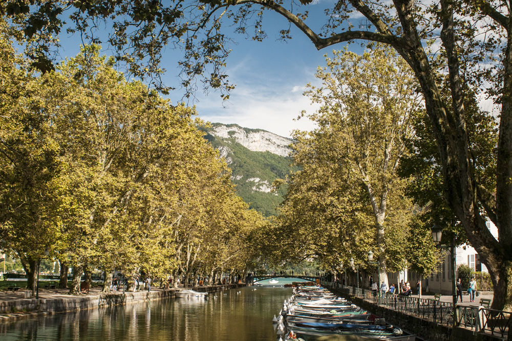 Annecy – Canal du Vassé