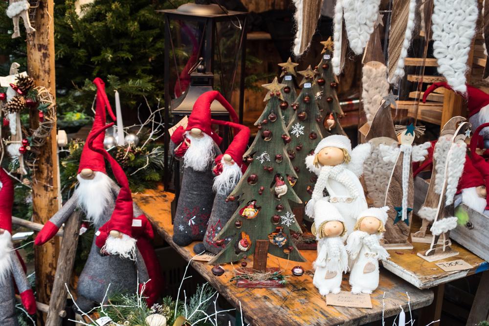 Marché de Noël à Ribeauvillé
