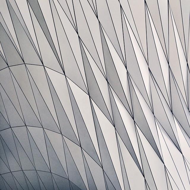 Lyon – Architecture géométrique
