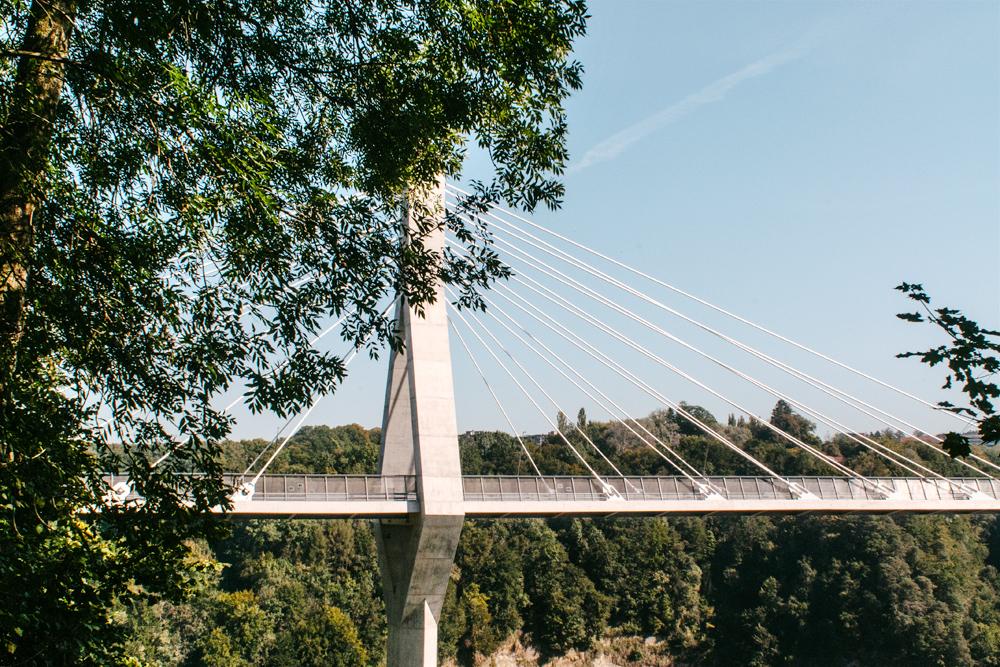 Fribourg – Pont de la Poya
