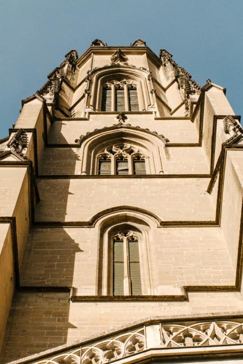 Cathédrale Saint-Nicolas de Fribourg