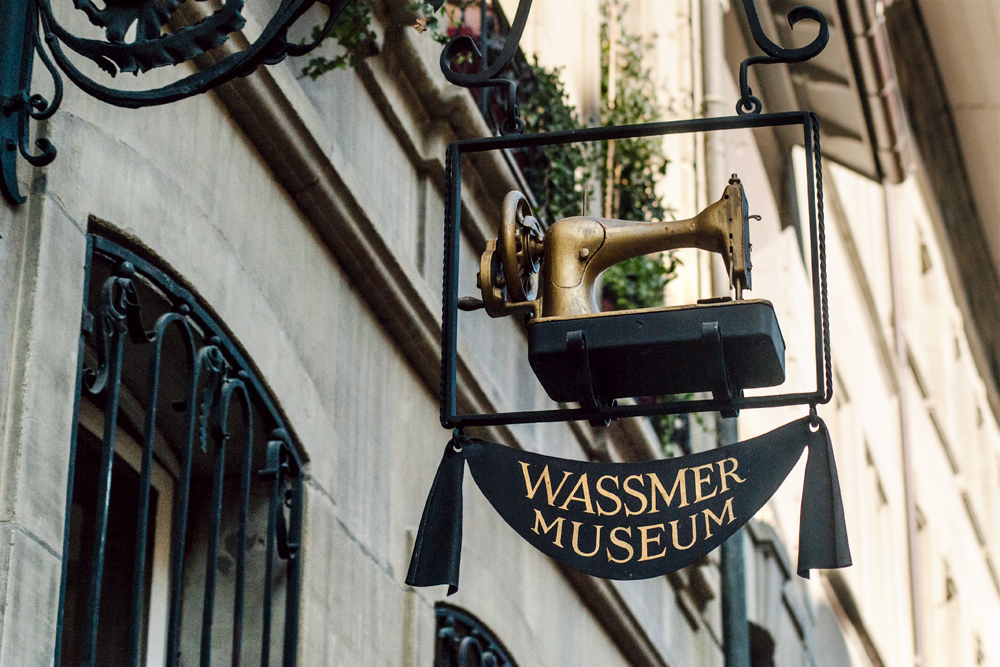 Fribourg – Grand Rue – Wassmer Museum