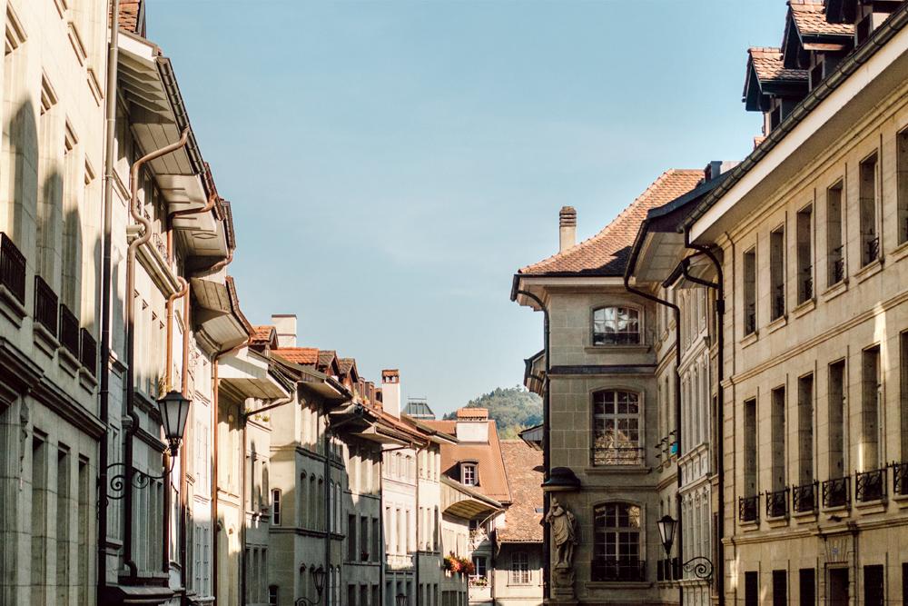 Fribourg – Grand Rue