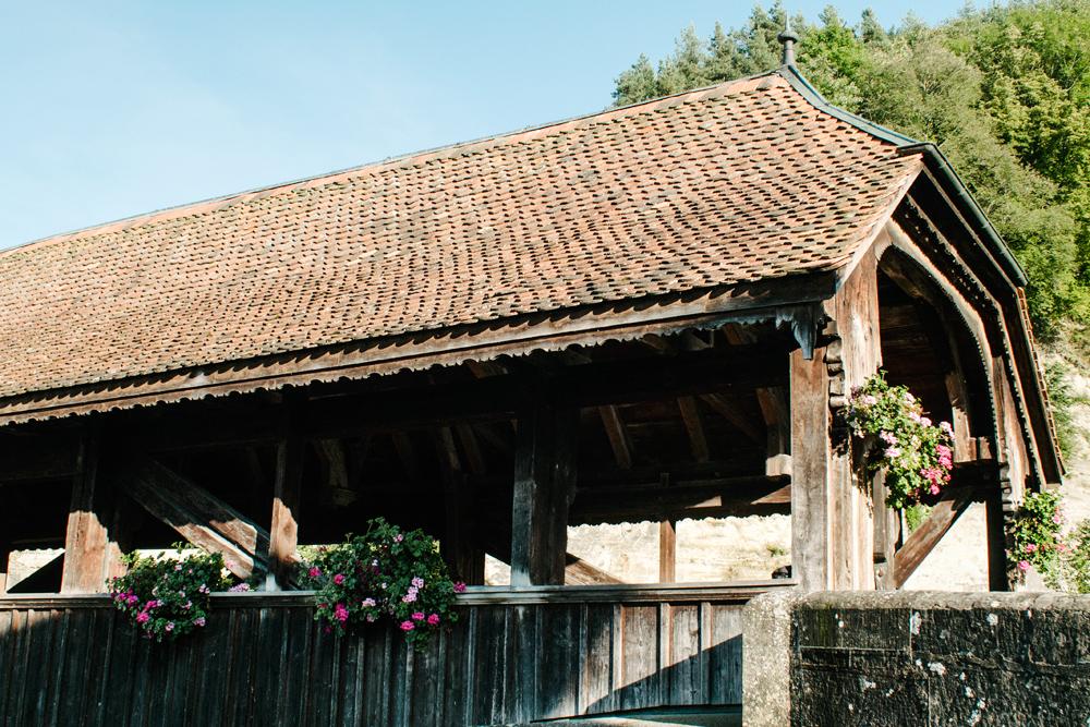 Fribourg – Pont de Berne