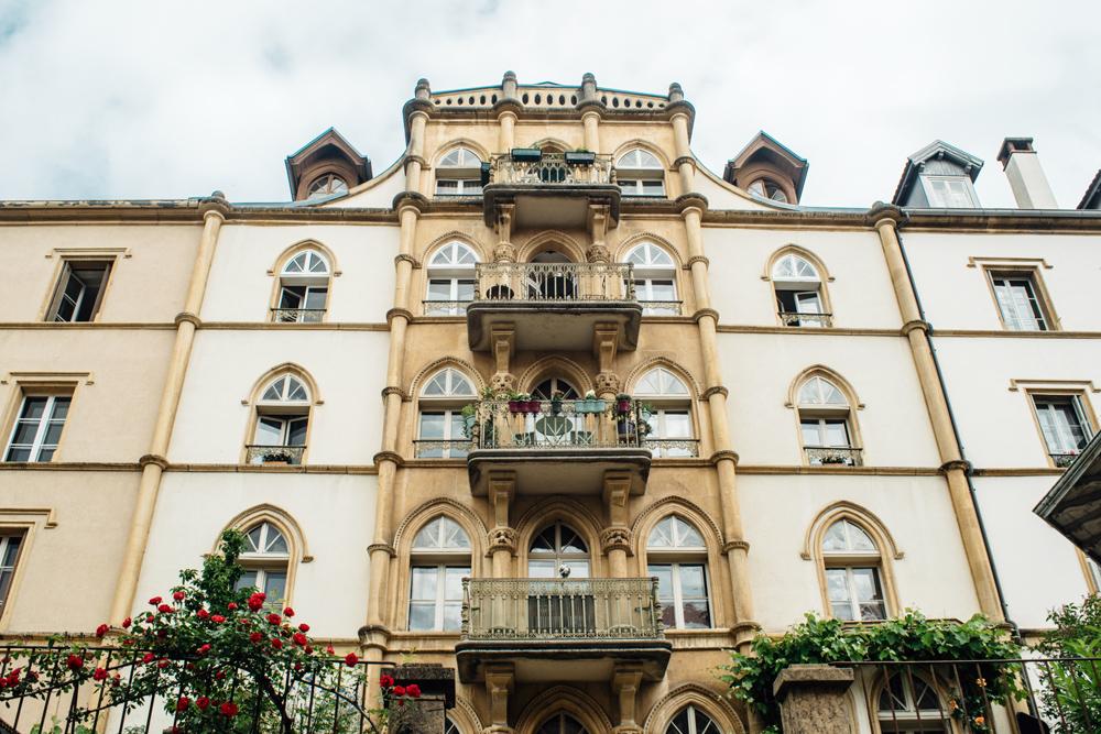 Neuchâtel – Massif du Vieux Châtel