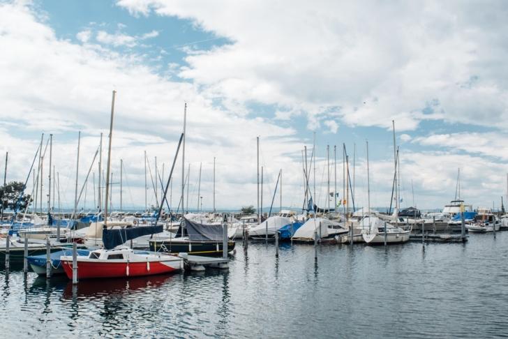 Neuchâtel – Port des Jeunes Rives