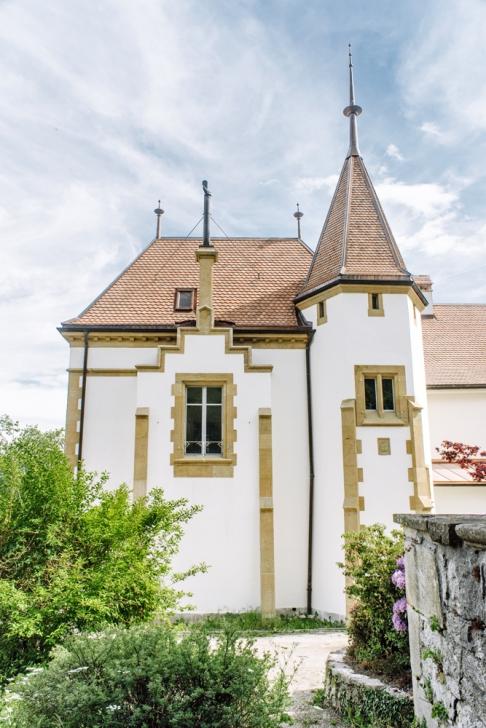 Neuchâtel – Abbaye de Fontaine-André