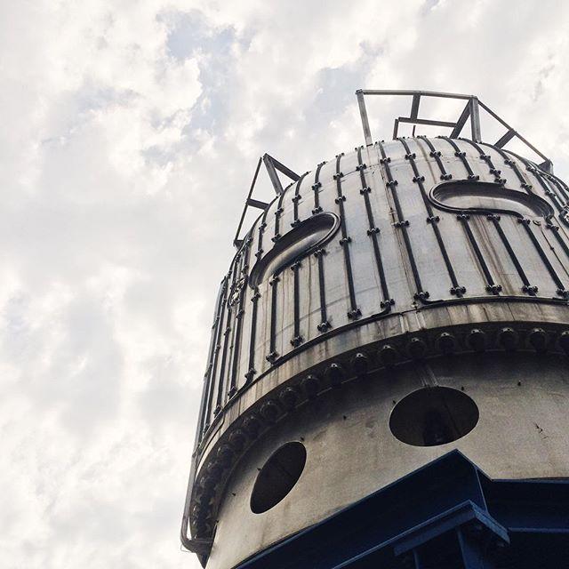 Ceci n'est pas un vaisseau spatial – Jardin du CERN