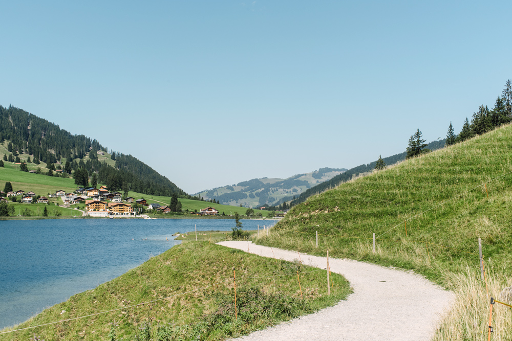 Lac noir – Schwarzsee