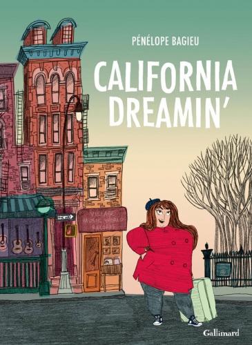 California Dreamin' –Pénélope Bagieu