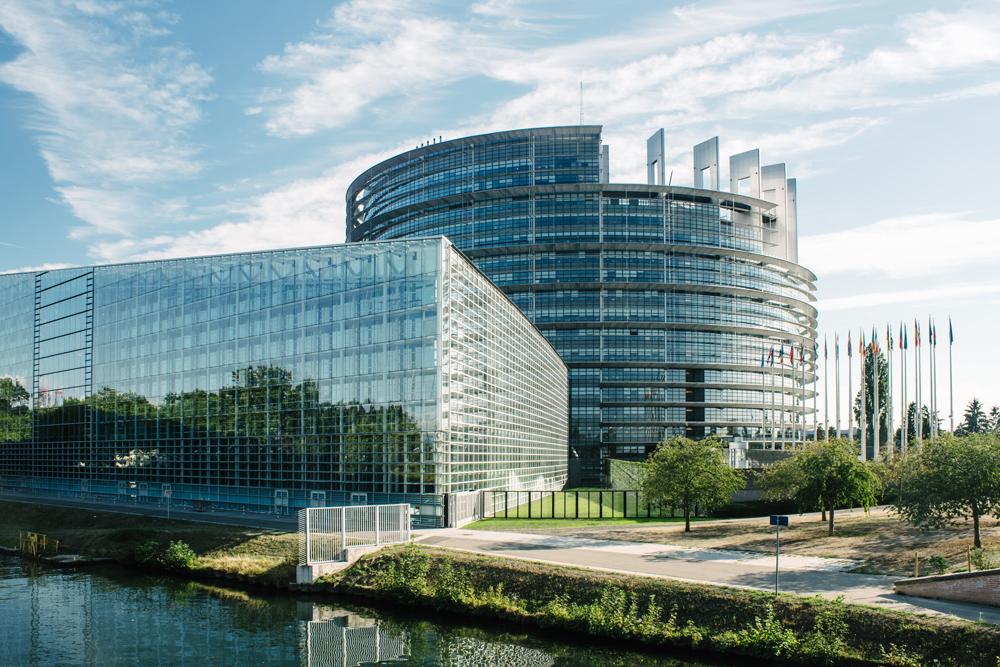 Strasbourg – Parlement Européen