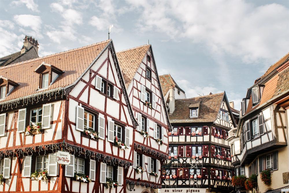Marché de Noël de Colmar –Place de l'Ancienne Douane