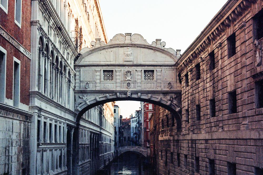 Venise, Pont des Soupirs