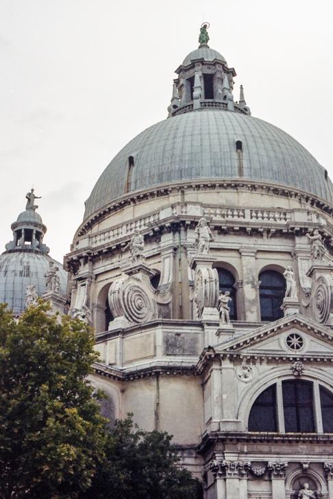 Venise, Basilique Santa Maria della Salute