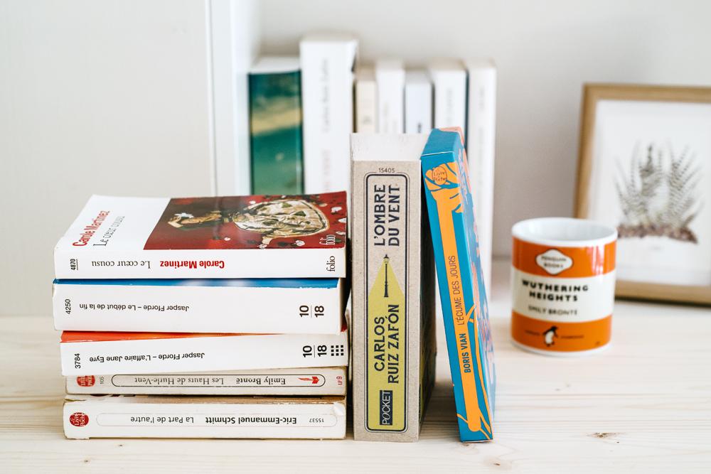 Les livres que j'emporterais sur une île déserte