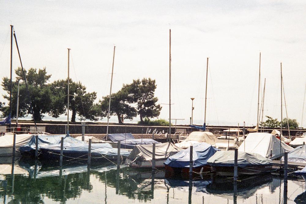 Kodak Retinette – Lac de Neuchâtel
