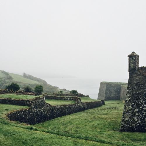 Road trip en Irlande –Charles Fort, Kinsale