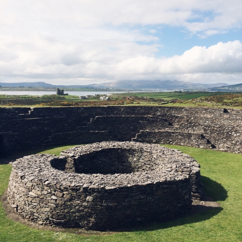 Road trip en Irlande – Fort Leacanabuaile