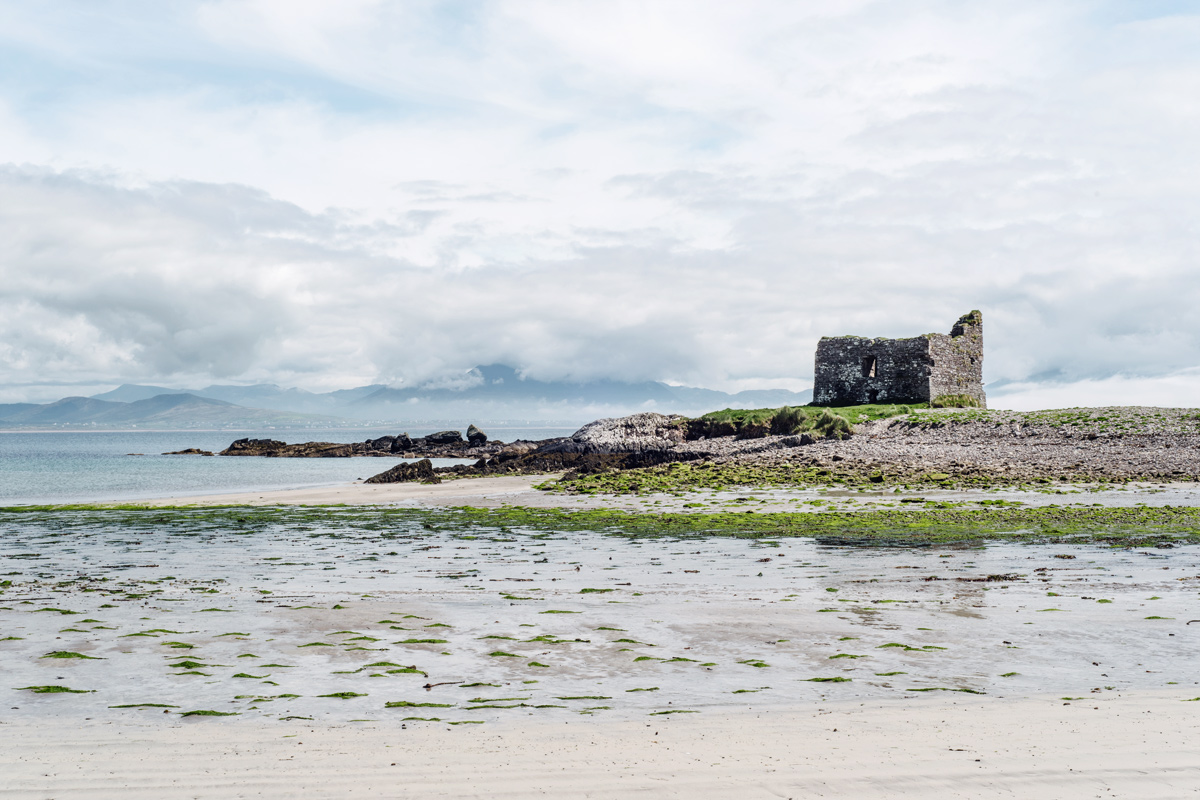 Ballinskelligs Castle – Skellig Ring