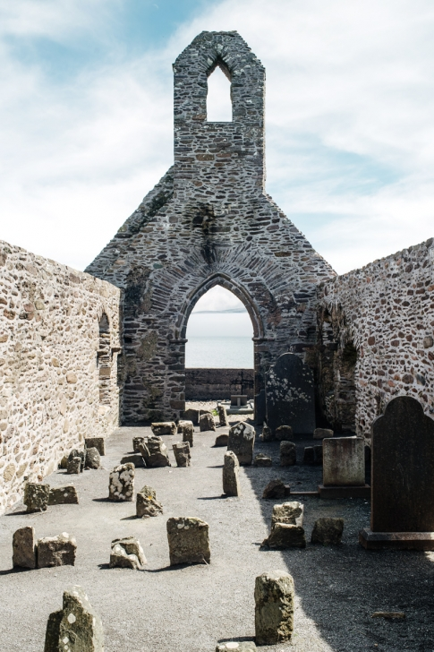 Ballinskelligs Abbey – Skellig Ring