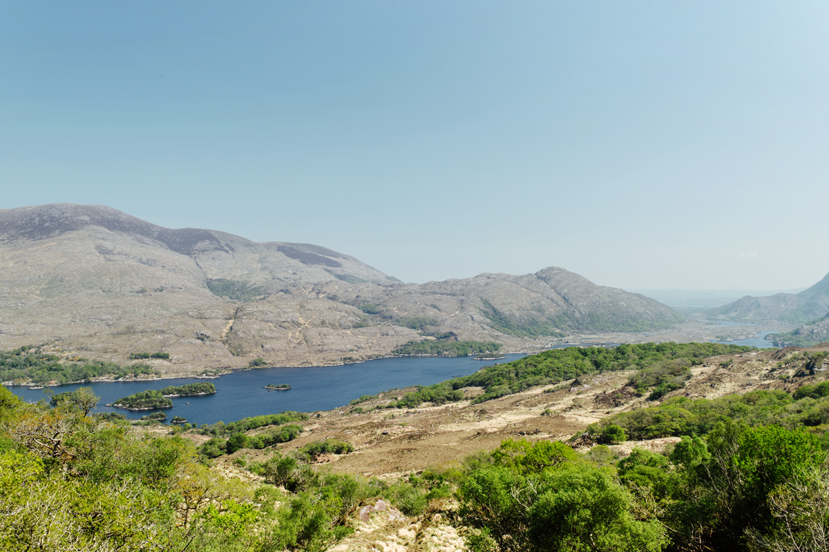 Ladies View, Killarney National Park – Ring of Kerry