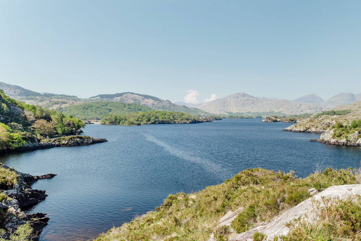 Upper Lake, Killarney National Park – Ring of Kerry