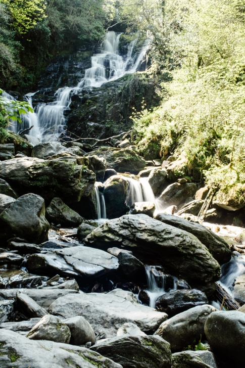 Tork Waterfall, Killarney National Park – Ring of Kerry
