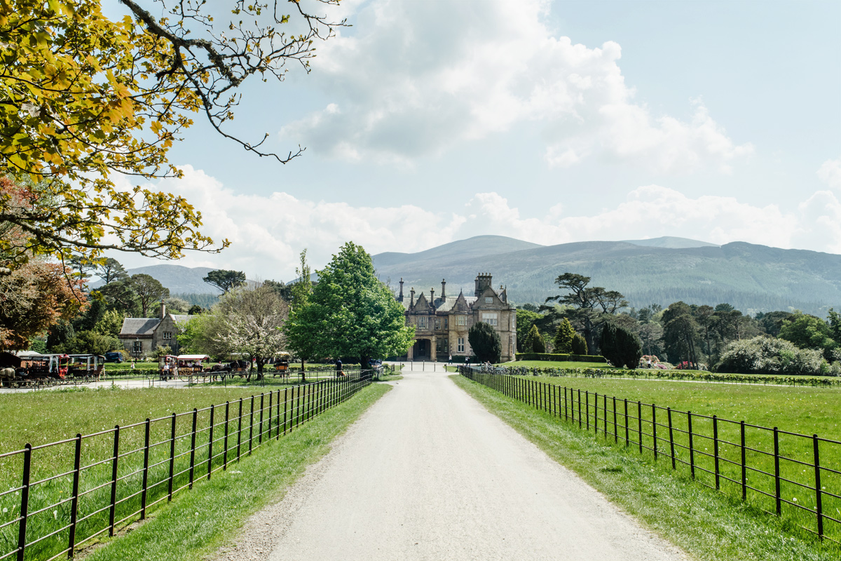 Muckross House, Killarney National Park – Ring of Kerry