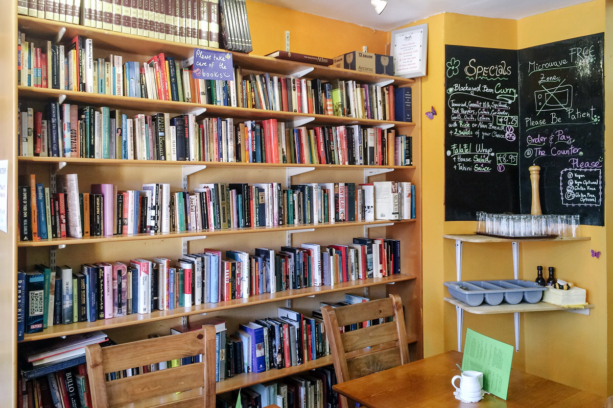 Bookstop Cafe, Kenmare