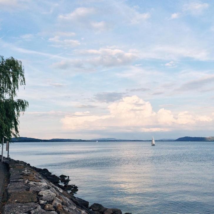 Le lac de Neuchâtel, encore et toujours