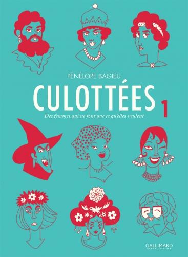 Culottée, tome 1 –Pénélope Bagieu