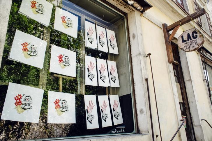 La Chaux-de-Fonds – LAC, Laboration Autogéré de Création