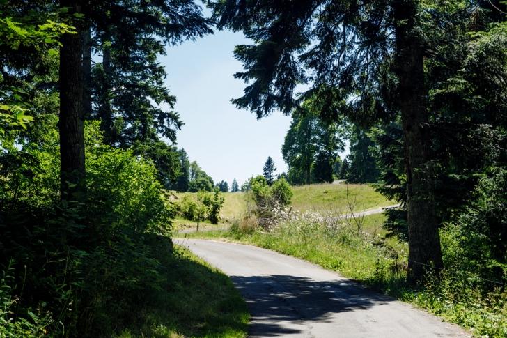 La Chaux-de-Fonds – Chemin de la Sombaille